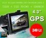 """GPS Navigacija 4.3"""" YFATLAS4"""