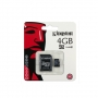 Kingston microSDHC 4GB  (class 10)