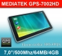 "GPS Navigacija 7,0"" Mediatek 7002HD"
