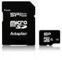 Silicon Power microSDHC 4GB  (class 4)